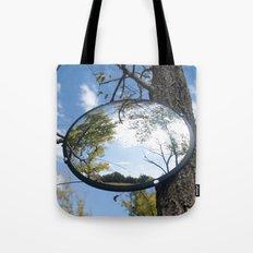 Surveillance Tree #1 Tote Bag