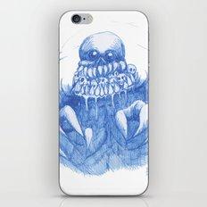 Mad Horror  iPhone & iPod Skin