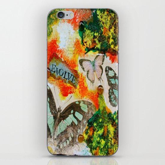 Evolve iPhone & iPod Skin