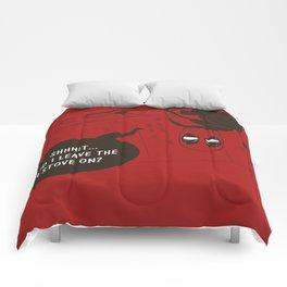 Chimichangas Comforters