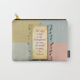 Near to the Brokenhearted Carry-All Pouch
