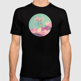 Pink Cosmos T-shirt