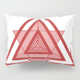 BO.RG/RED Pillow Sham