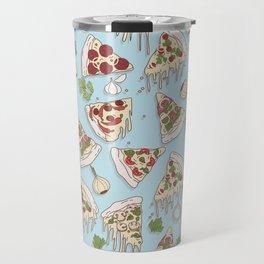 Pizza Travel Mug