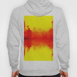 up-down-city Hoody