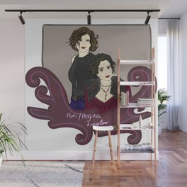 Hyperion Heights Roni & Enchanted Realm Regina - Once Upon A Time Wall Mural