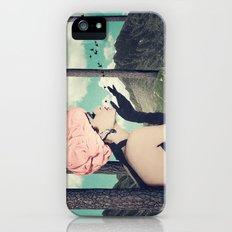 Breathless iPhone (5, 5s) Slim Case