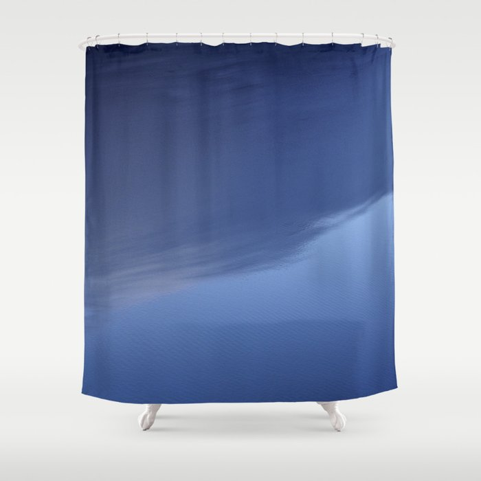 KALTES KLARES WASSER - Cold Clear Water Shower Curtain