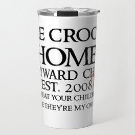 "Mable Crocker's ""Orphan"" Housing Travel Mug"