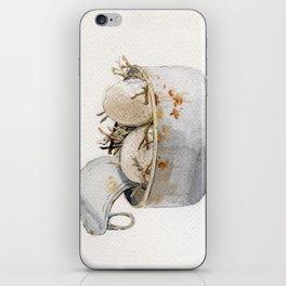 Tin Can Nest II iPhone Skin
