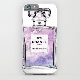 PERFUME No.5 PURPLE iPhone Case