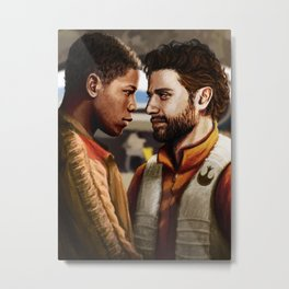 It Suits You Metal Print