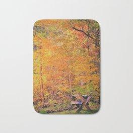 Autumn Magic Bath Mat