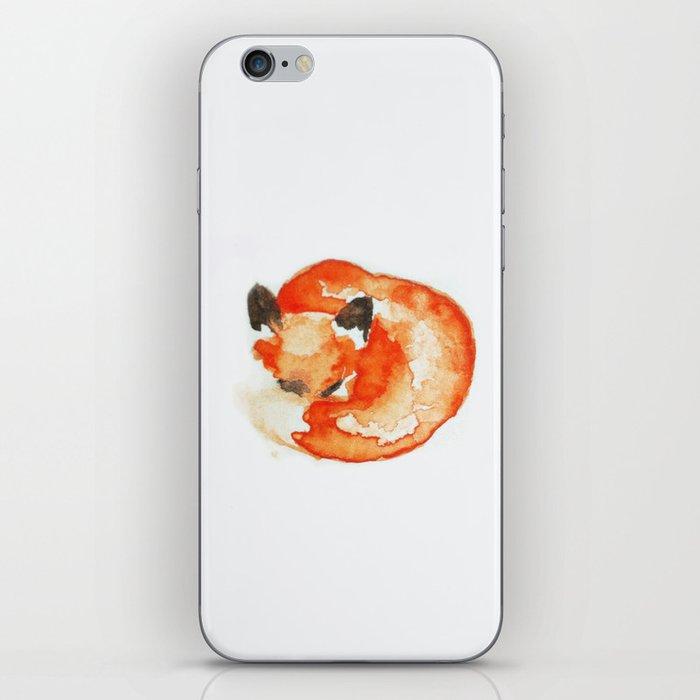 fox iPhone Skin