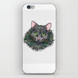 Sea Cat iPhone Skin