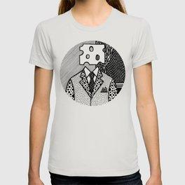 Roy Lichtenstein - Jobs... Not Cheese! T-shirt