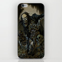 BORN OF MUD iPhone Skin