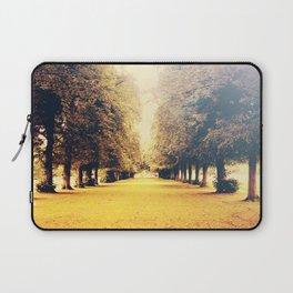 Golden Trees Laptop Sleeve