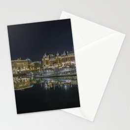 Victoria Harbour - Victoria B.C. Stationery Cards
