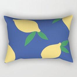 Lemons - Collage Rectangular Pillow