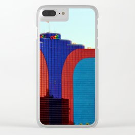 Rio Tower Clear iPhone Case