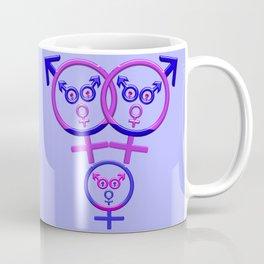 The Union Of Venus And Mars version 2 Coffee Mug