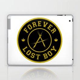 Lost Boy Badge Laptop & iPad Skin