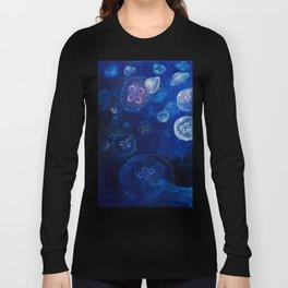 It's Jellyfishing Outside Tonight Long Sleeve T-shirt