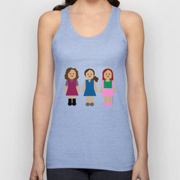 The LLL Girls Unisex Tank Top