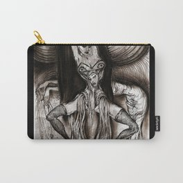 Good And Evil Carry-All Pouch