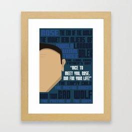 The Ninth Framed Art Print