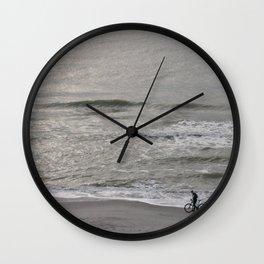 Relaxing #beach #minimalism Wall Clock