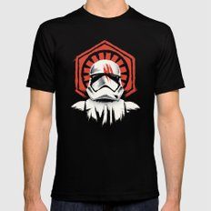 First Order Mens Fitted Tee Black MEDIUM