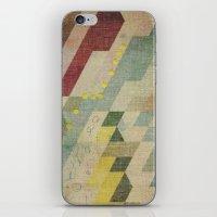 barcelona iPhone & iPod Skins featuring barcelona by Laura Moctezuma