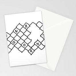 Toca Reja 1/3 Stationery Cards