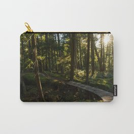 North Shore Trails in the Woods Carry-All Pouch
