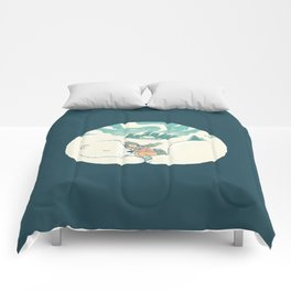 Cozy Winter Comforters