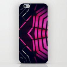 PINK_01 iPhone & iPod Skin