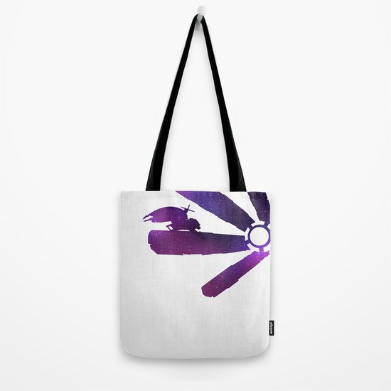 Mass Effect 1 (w/quote) Tote Bag