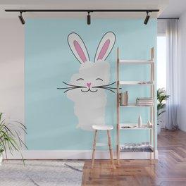 Tahoe Bunny Wall Mural