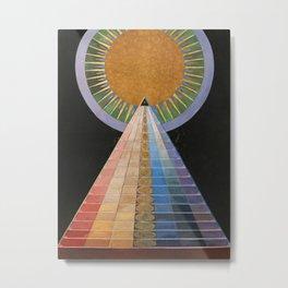 Hilma af Klint - Altarpiece Metal Print