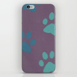 Pawing at your Heart iPhone Skin
