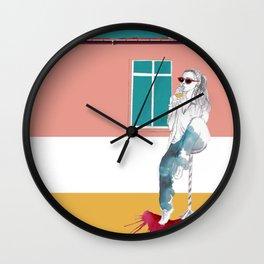 ORANGEJUICE Wall Clock