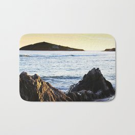 Burgh Island Sundown Bath Mat