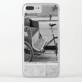 Trike Clear iPhone Case