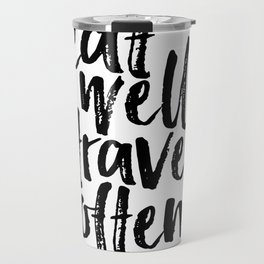 Eat Well Travel Often Print Printable Wall Art Travel quote Life Quotes Modern Wall Art Motivational Travel Mug