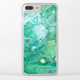 #23 Clear iPhone Case