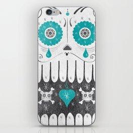 SALVAJEANIMAL MEX cuernitos iPhone Skin