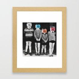 Hegemon Framed Art Print