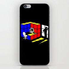 Rubix Cubicle iPhone Skin